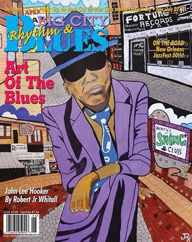Big City Rhythm And Blues