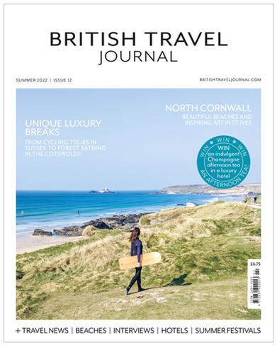British Travel Journal