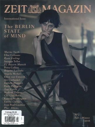 Zeit Magazin From Berlin