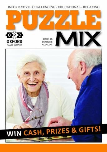 Puzzle Mix magazine