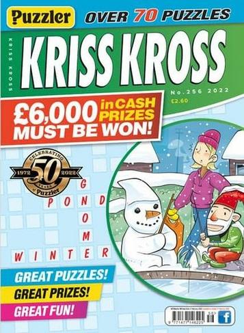 Puzzler Kriss Kross