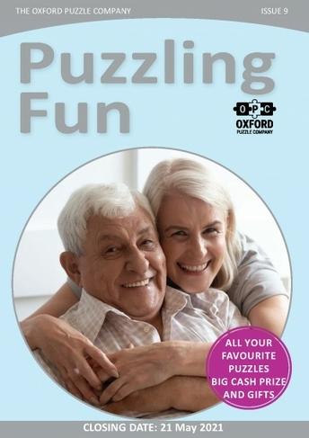 Puzzling Fun magazine
