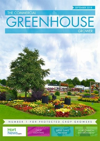The Commercial Greenhouse Grower