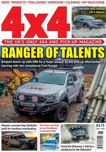 4x4 Incorporating Total Off Road magazine