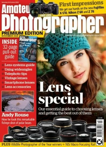 Amateur Photographer Premium Edition
