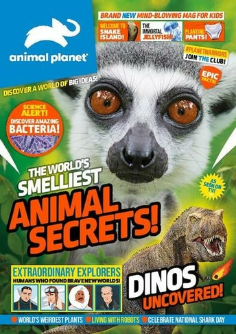 Animal Planet Excluding Cover Gifts