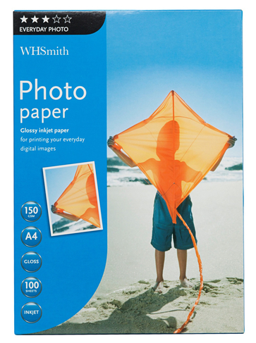 Photo Printer Paper | WHSmith