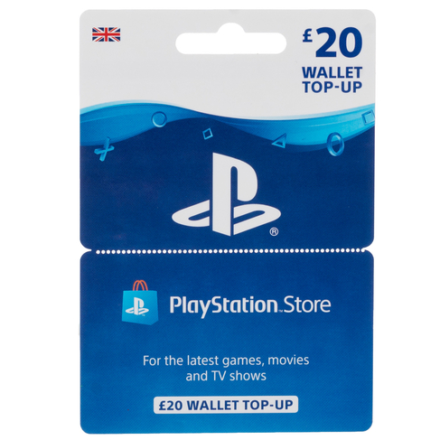 Sony PlayStation Store 20 Gift Card