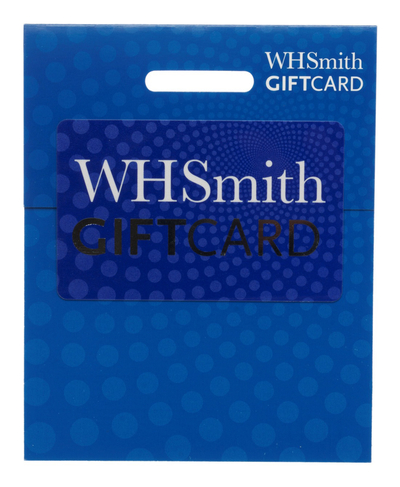 Gift Cards and Registering Gift Packs | WHSmith