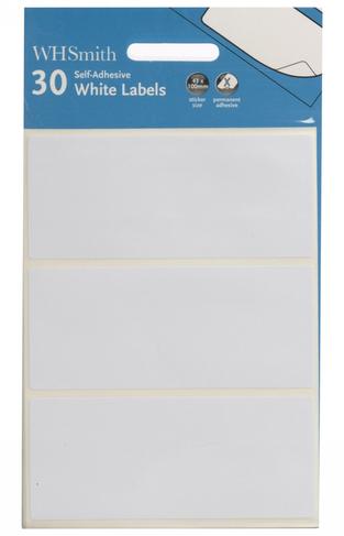 Self Adhesive and Printer Labels | WHSmith