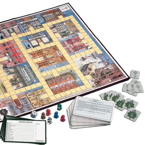 221b Baker Street Game Review
