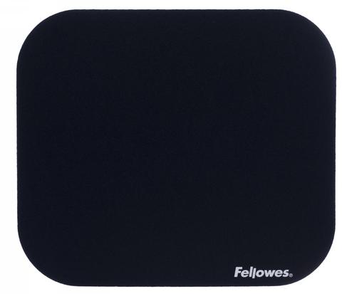Fellowes Black Mouse Pad Whsmith
