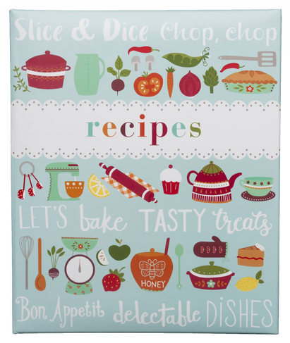 Vintage Kitchen Recipe File Whsmith