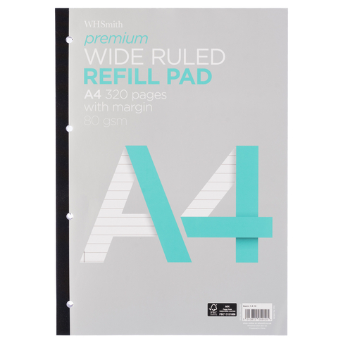 Notebooks, Pads and Paper | WHSmith