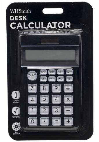 School Calculators | WHSmith