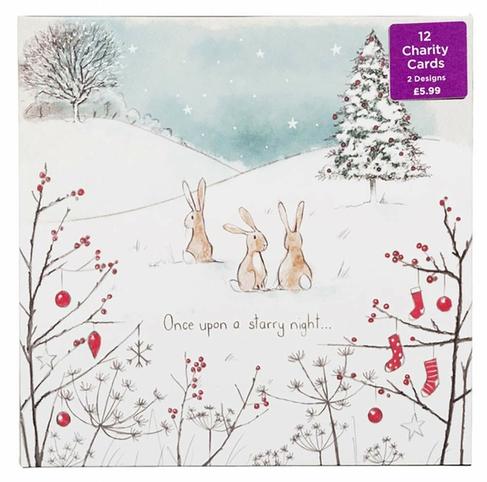 Christmas Card Art Ks2.Christmas Cards Whsmith