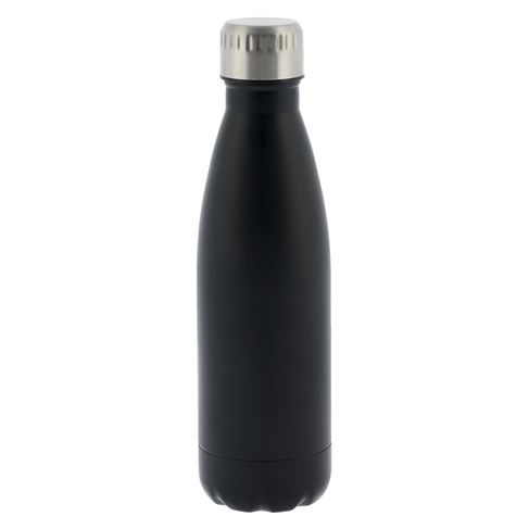 c6aa8ea6a9 Recently Viewed. WHSmith Black Matt 500ml Stainless Steel Insulated Water  Bottle