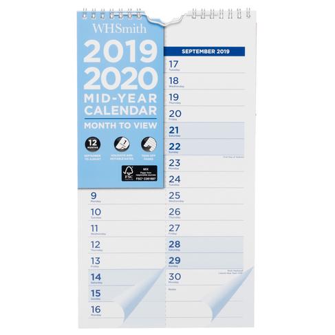 2020 Calendars | WHSmith
