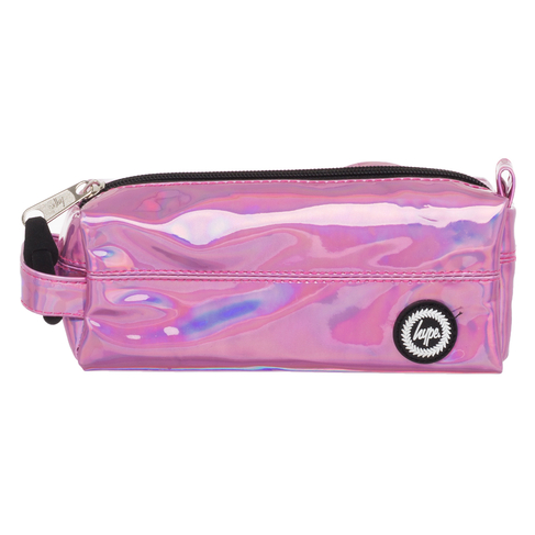 50% price nice shoes get online Hype Holographic Pink Pencil Case