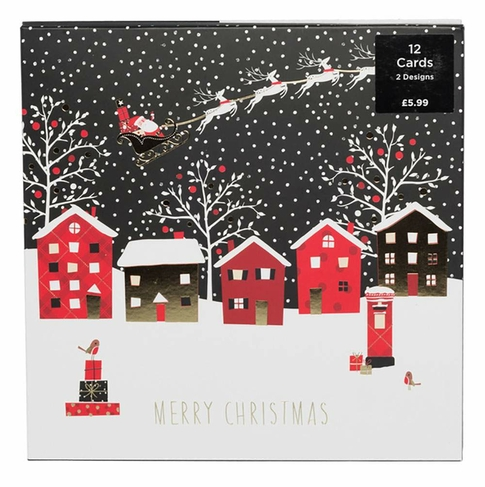 Christmas Picture Cards.Christmas Cards Whsmith