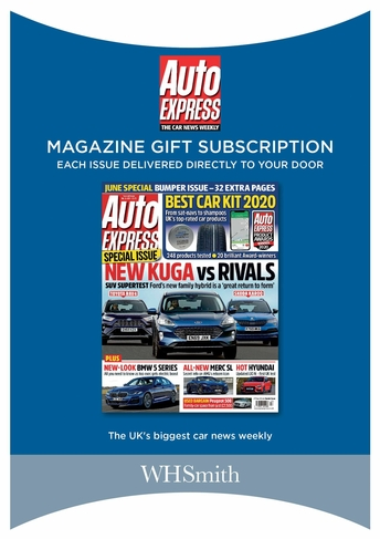 Auto Express Gift Pack