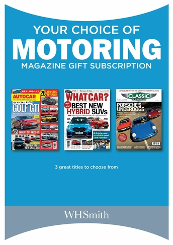 Your Choice Of Motoring Gift Pack