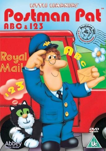 Postman Pat: Postman Pat's ABC and 123 Stories