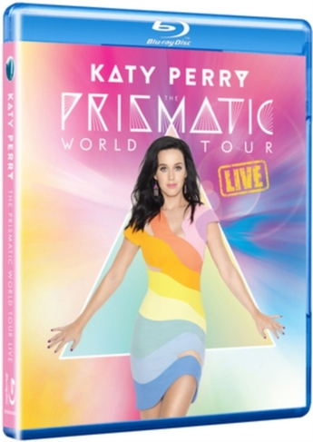Katy Perry: The Prismatic World Tour Live | WHSmith