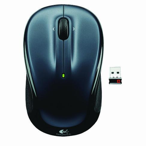 dd362c70465 Logitech Dark Silver M325 Wireless Mouse 910-002142
