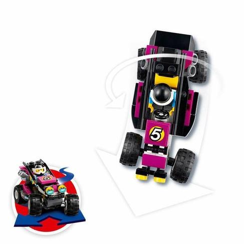 LEGO City Race Buggy Transporter 60288   WHSmith