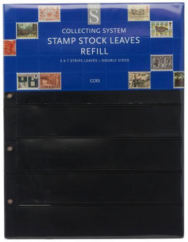 WHSmith Stamp Album Refill CCR3