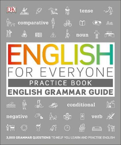 English for Everyone English Grammar Guide Practice Book English language  grammar exercises