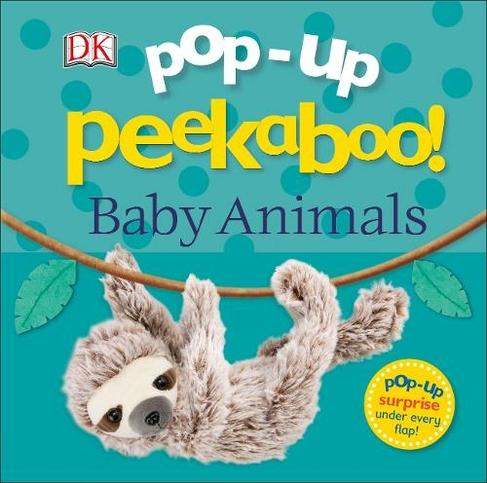 Pop-Up Peekaboo! Baby Animals: (Pop-up Peekaboo!) | WHSmith