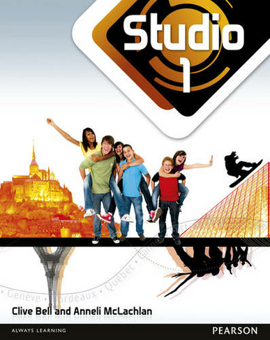 Studio 1 Pupil Book 11 14 French Studio By Anneli Mclachlan Whsmith