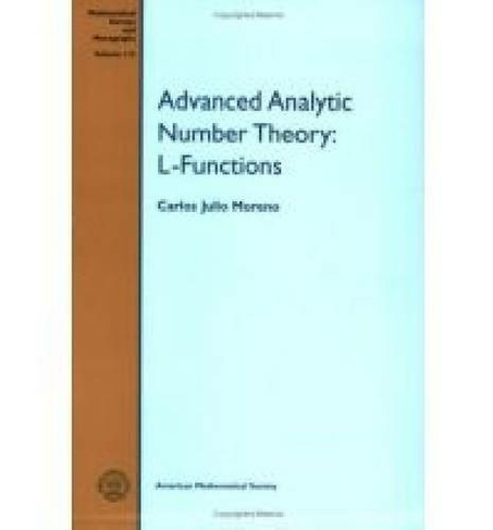 Advanced Analytic Number Theory: L-functions