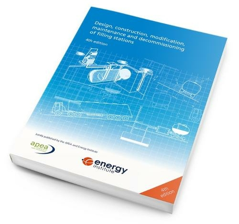 Construction Blue Book >> Design Construction Modification Maintenance And Decommissioning Of Petrol Filling Stations The Blue Book 4th Edition