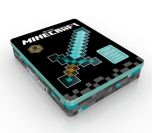Minecraft Survival Tin An official Minecraft product from Mojang