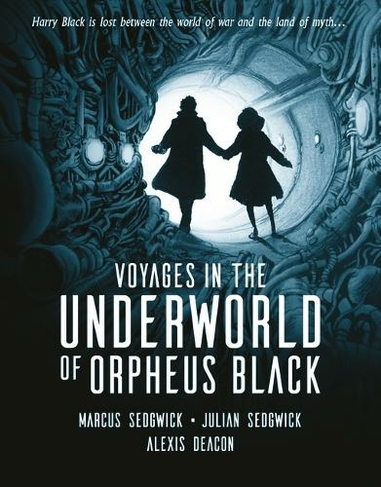 Voyages in the Underworld of Orpheus Black by Marcus