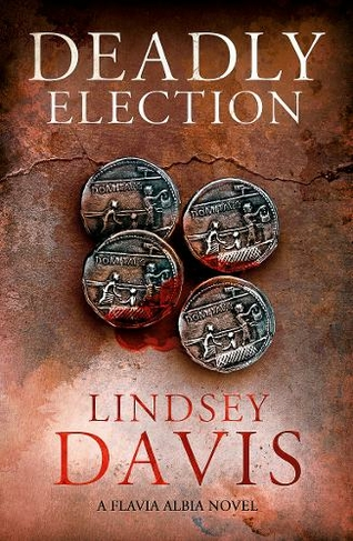 Lindsey davis flavia albia books in order