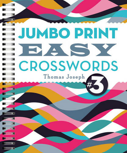 image about Thomas Joseph Printable Crosswords named Puzzle and Quiz Publications WHSmith