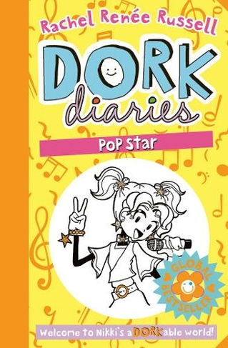 Dork diaries pop star book review