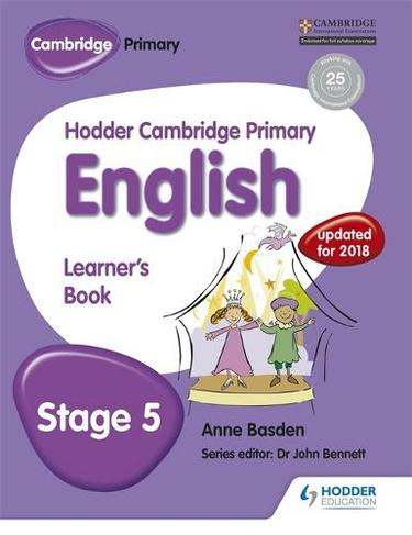 Cambridge primary english learners book