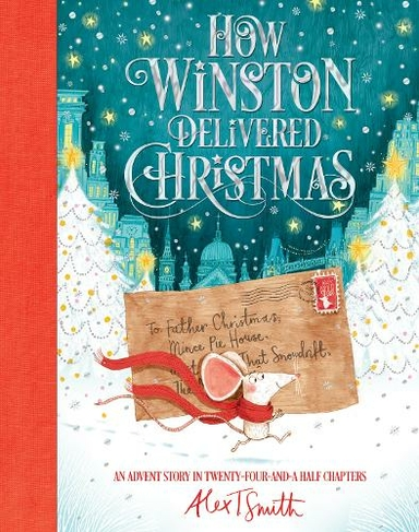 The Christmas Story Book.How Winston Delivered Christmas A Christmas Story In Twenty Four And A Half Chapters