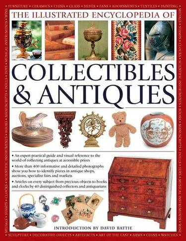 Books on Care and Restoration of Antiques | WHSmith