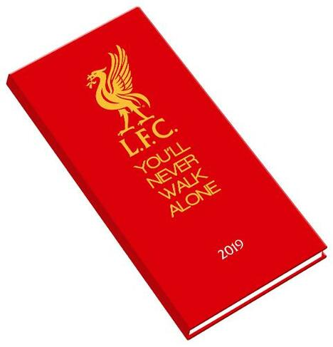 Liverpool Official 2019 Diary - Pocket Diary Format | WHSmith