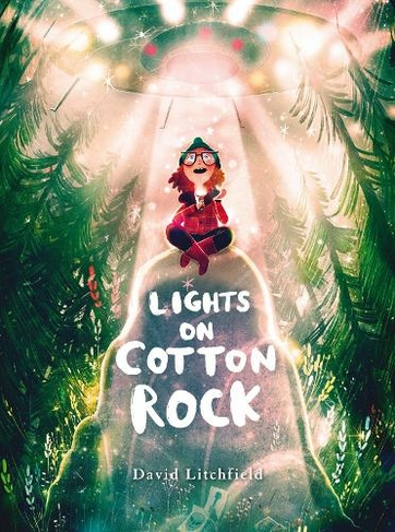 Lights on Cotton Rock: (Illustrated Edition)