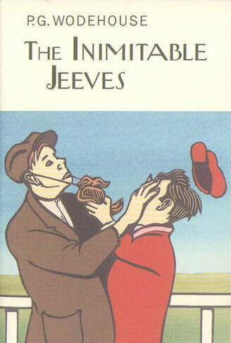 Image result for the inimitable jeeves everyman