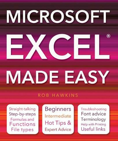 Books on Excel | WHSmith