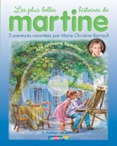 Martine Livres Cd Un Univers Familier Livre Cd