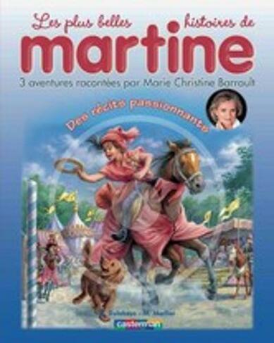 Martine Livres Cd Des Recits Passionnants Livre Cd